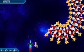 تحميل لعبة الدجاج في الفضاء للاندرويد
