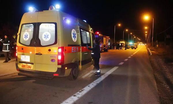 Σοκαριστικό τροχαίο στη Λαμία: Κάμερα κατέγραψε το θάνατο του 37χρονου πατέρα – Βίντεο
