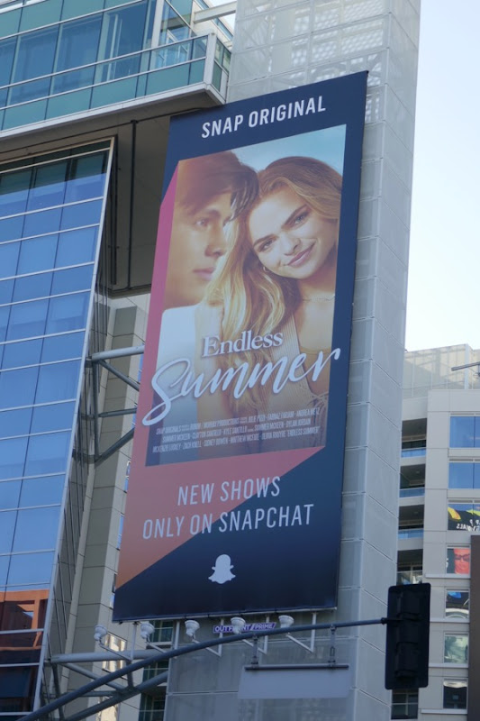 Endless Summer Snap Original billboard