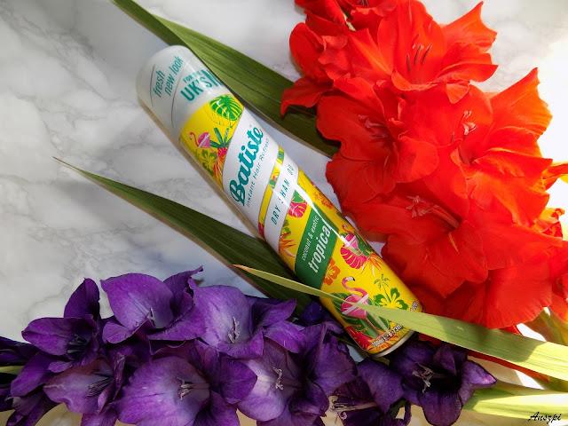 Suchy szampon Tropical, Batiste