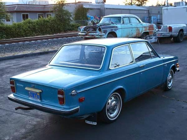 1969 Volvo 142S 2-Door Sedan   Auto Restorationice