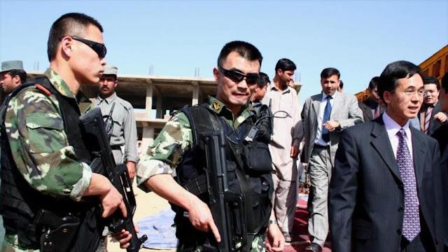 China niega plan para construir base militar en Afganistán
