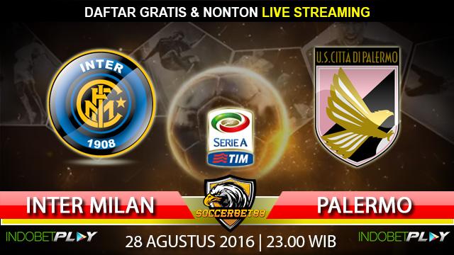 Prediksi Inter Milan vs Palermo 28 Agustus 2016 (Liga Italia)