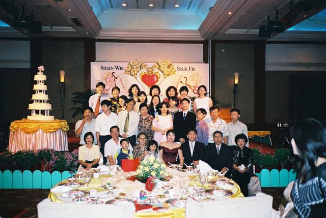 wedding malaysia 2001