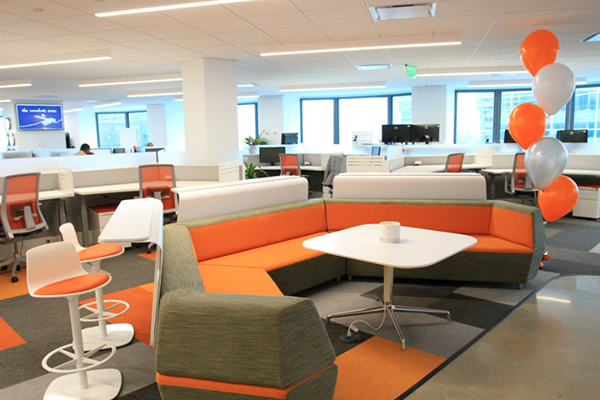 New Headquaters For Continuum Boston, MA Takes Plantscape Designs Inc With  Them To Enhance The Beauty Of Its Interior Office Environment With Live  Green ...
