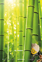 The Lego Ninjago Movie Poster 3