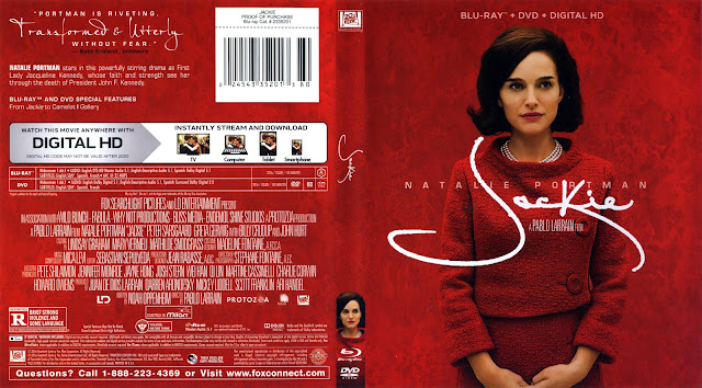 Jackie Bluray Cover
