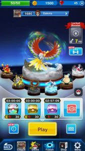 Game Pokemon Duel Apk