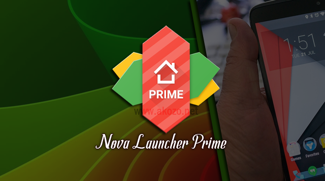 Nova Launcher Prime v5.5.3 Final Apk + Tesla Unread