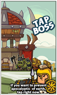 Download Game Tap Boss MOD APK Unlimited Money