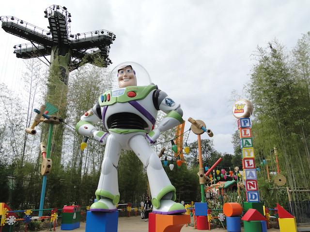 Disneyland Paris - Toy Story