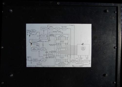 MATRIXSYNTH: Herb Deutsch's Moog Vocoder (Bode) 16-chan 327A