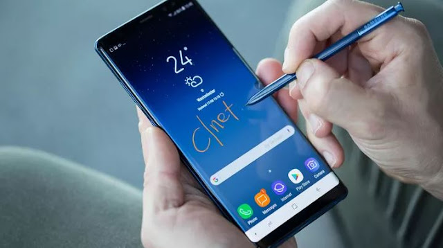 Samsung Galaxy Note 8 Pecahkan Rekor Pre Order Terbanyak