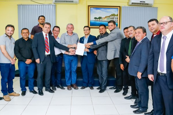 CCJ da Câmara recebe nesta 4ª projeto de empréstimo de Nélio no valor de R$ 123 milhões
