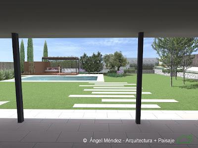 arquitecto paisajista en Badajoz
