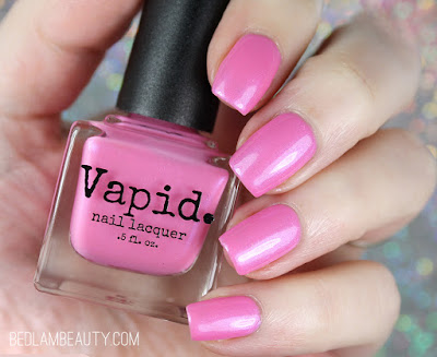 Vapid Lacquer Easy as Pie | My Little Vapicorn Collection