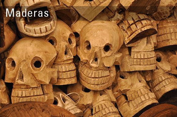 Arte tallar madera, Michoacán