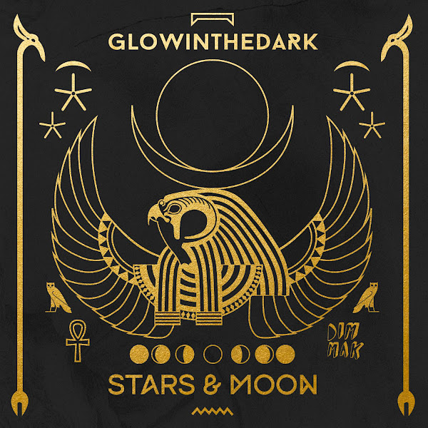 GLOWINTHEDARK - Stars & Moon - EP Cover