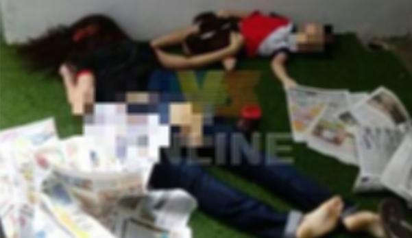 Nak Keluar Buang Sampah Wanita dan Anaknya Ditemui Mati Dipercayai Terjun Dari Tingkat 32