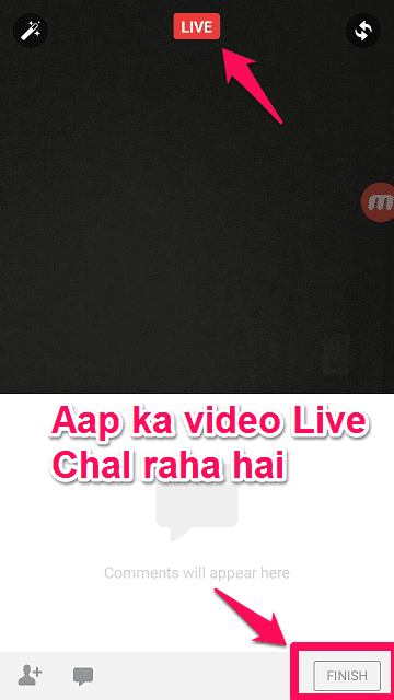 facebook-par-live-video-share-kaise-kare
