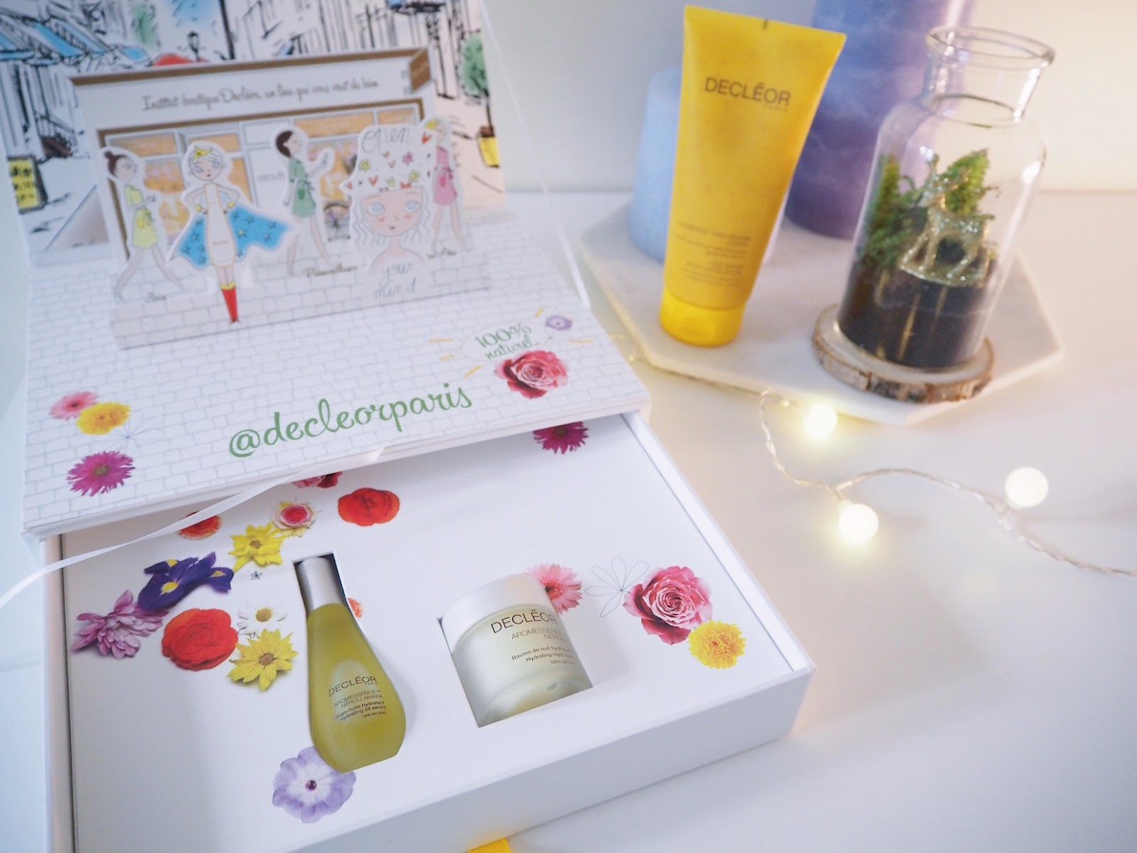decleor secret box blog