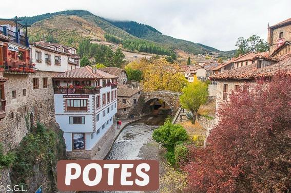 Un dia en Potes, disfrutando de Cantabria