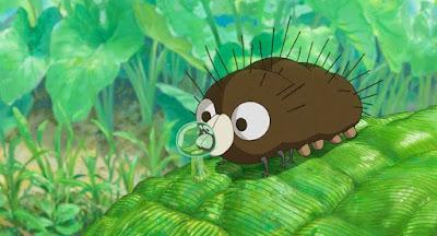 Hayao Miyazaki's Boro the Caterpilla