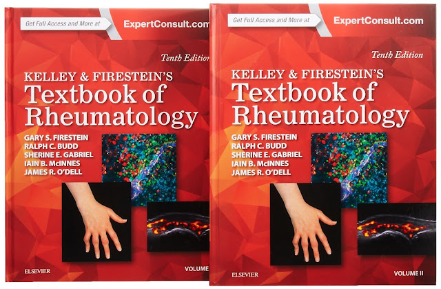 Kelley và Firestein, Giáo trình Cơ xương khớp 10/e, toàn tập