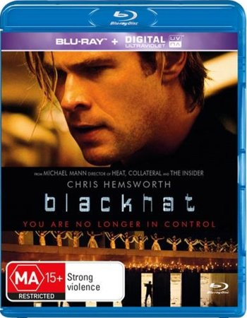Blackhat (2015) Dual Audio Hindi BluRay 480p 400MB ESubs