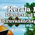 Kerala PSC - Districts of Kerala - Thiruvananthapuram