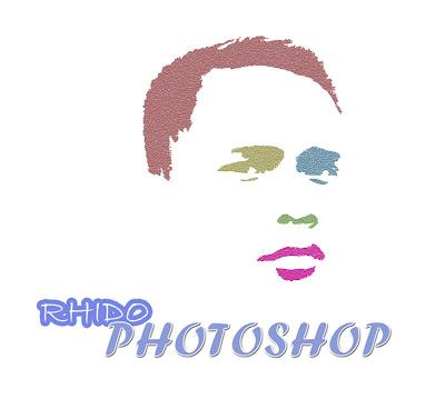 efek photoshop sketsa wajah