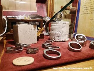souvenirs aneis roma trastevere guia brasileira - Souvenirs alternativos em Roma
