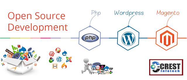 open source cms development, open source development