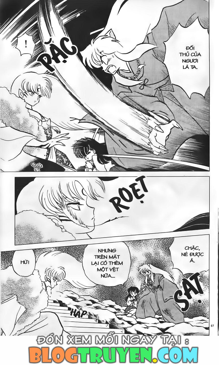 Inuyasha vol 07.4 trang 6