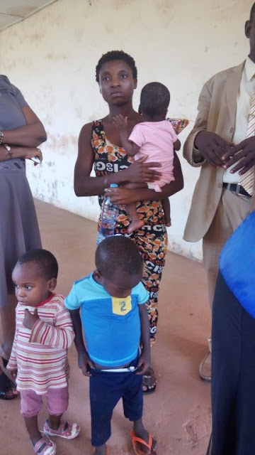 Poverty or Recession? See the Face of the Evil Woman Caught Allegedly Trying to Sell Her 3 Children (Photo)