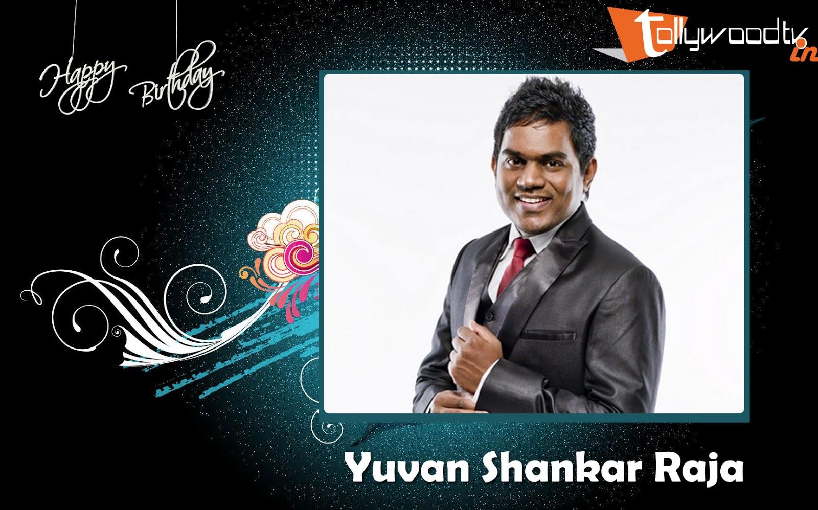 Happy Birthday To Yuvan Shankar Raja-HQ-Photo-1