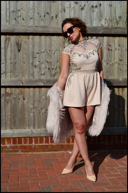 Playsuit In Glamour Style***Giant In My Heart