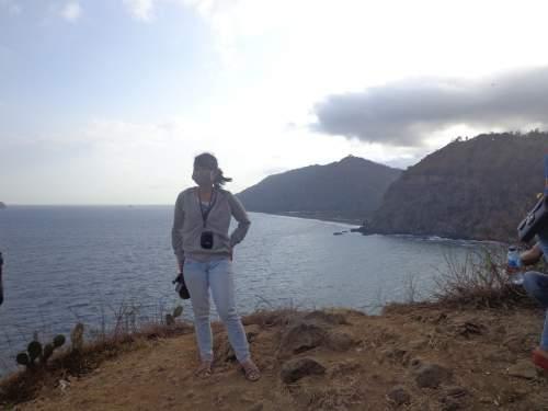 Objek wisata bukit asah (kabupaten karangasem)