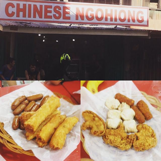 Chinese Ngohiong in Cebu City Philippines