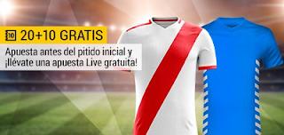 bwin promocion Rayo vs Oviedo 12 enero