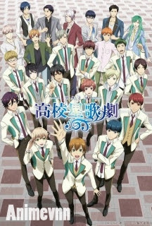 High School Star Musical SS2 - Starmyu 2nd Season 2017 Poster