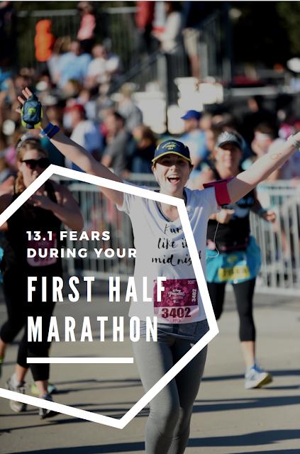 running, half marathon, fears