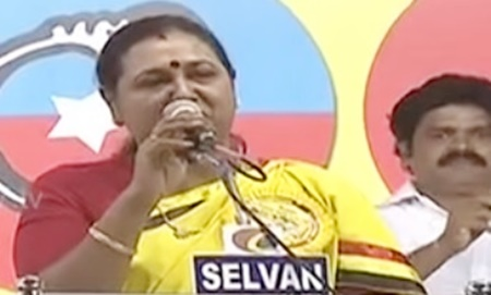 Premalatha Vijayakanth moves HC for advance bail ; gets conditional bail