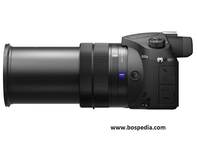 Sony Luncurkan Cyber-Shot camera dengan RX10 III superzoom