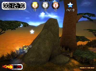 Download Super Motocross - Permainan Balap Motor Cross