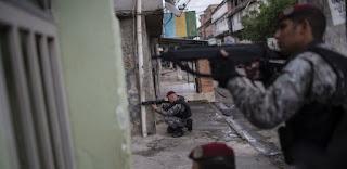 Agentes querem revidar para não passar por 'Farsa Nacional de Segurança'