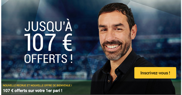 BWIN INSCRIPTION CODE PROMO 107 EUROS OFFERTS