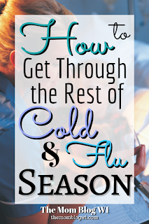 How to Get Your Family Through The Rest of Cold & Flu Season   The Mom Blog WI   The Best Products to Use When Caring for Your Sick Toddler #Parenting #Toddlers #Family #Love