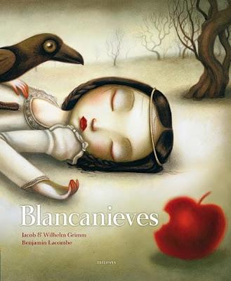 cuentos, leer, Blancanieves