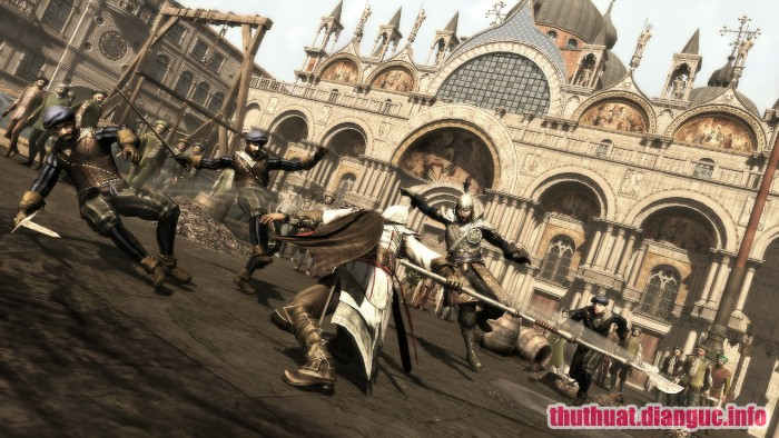 Game Assassin's Creed 2 full key